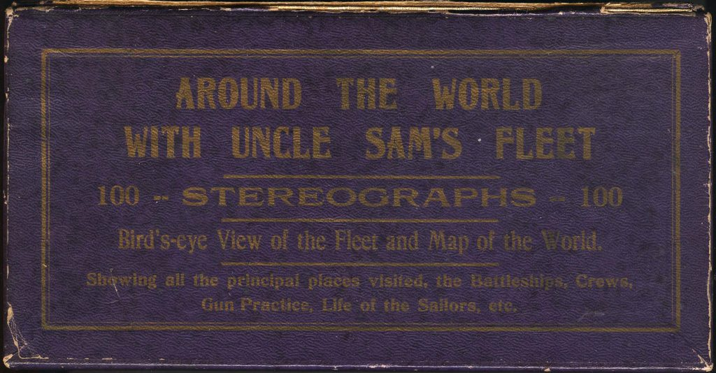 Around the World with Uncle Sam - Cover 001