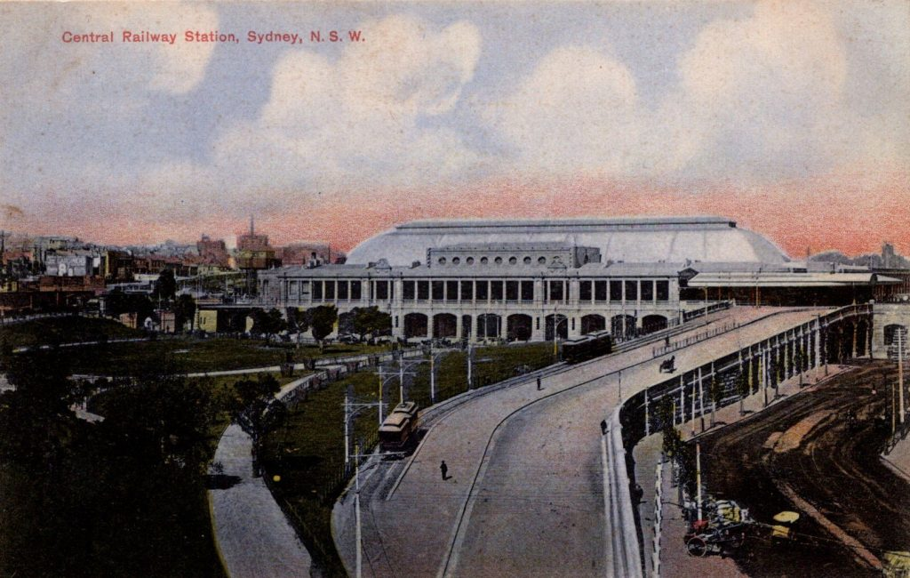 Central Railway Station Sydney