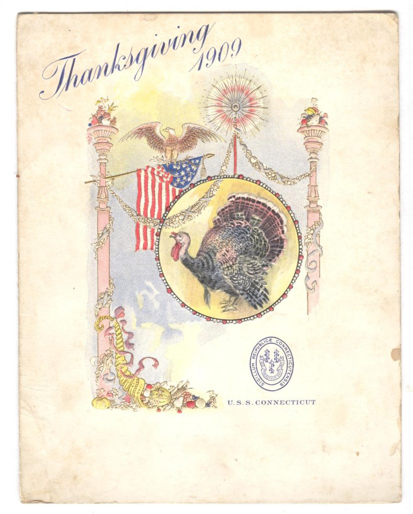 Connecticut Thanksgiving 1909 1 001