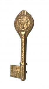 Admiral's Key to the City of Seattle - Souvenir - Atlantic Fleet