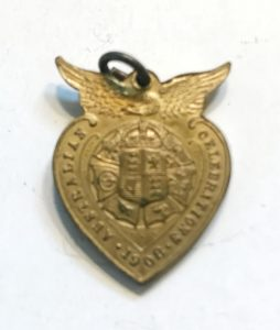 Australian Celebration 1908 - Small necklace charm