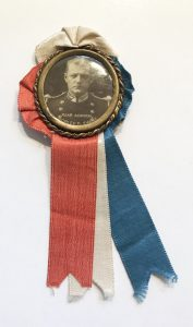 Rear Admiral Robley D. Evans - Photo Pin and Ribbon