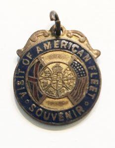 Visit of American Fleet Souvenir - Australia