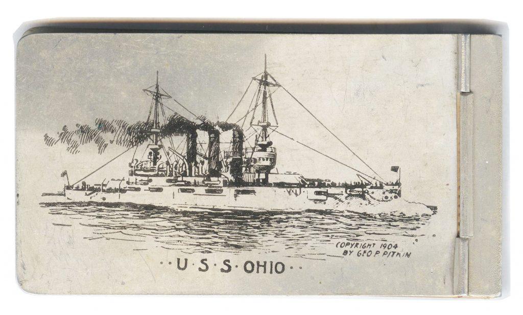 Ohio - notepad - front
