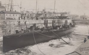 Torpedo Boat Du Pont