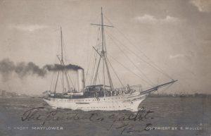 USS Mayflower