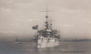 USS Unknown