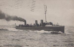 Torpedo Boat Ericsson