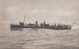 Torpedo Boat Mac Kenzie