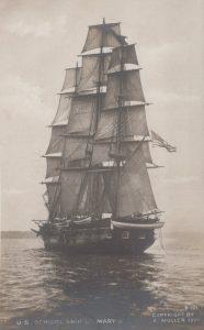 U.S. School Ship St. Mary's