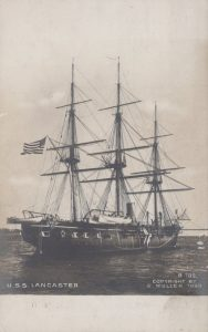 USS Lancaster