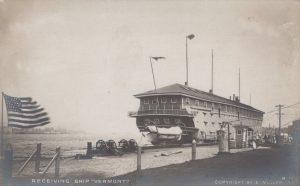 Receiving Ship Vermont
