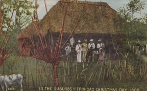 In the Suburbs of Trinidad, Christmas Day 1908