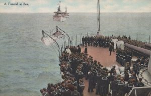 A Funeral at Sea