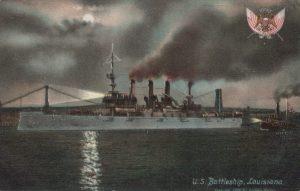 USS Louisiana
