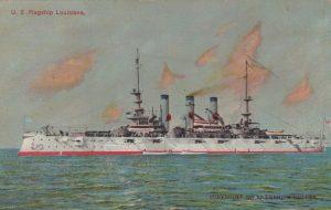 U.S. Flagship Louisiana