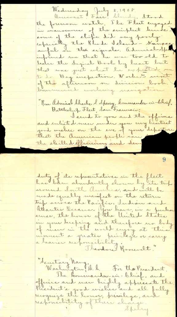 Roosevelt-Letter-Scan-Connecticut-Decklog
