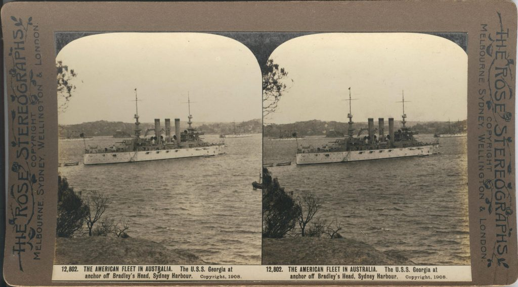 Rose Stereograph 12,802