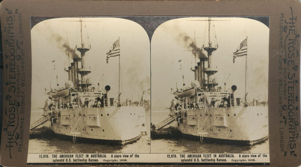 Rose Stereograph 12,818