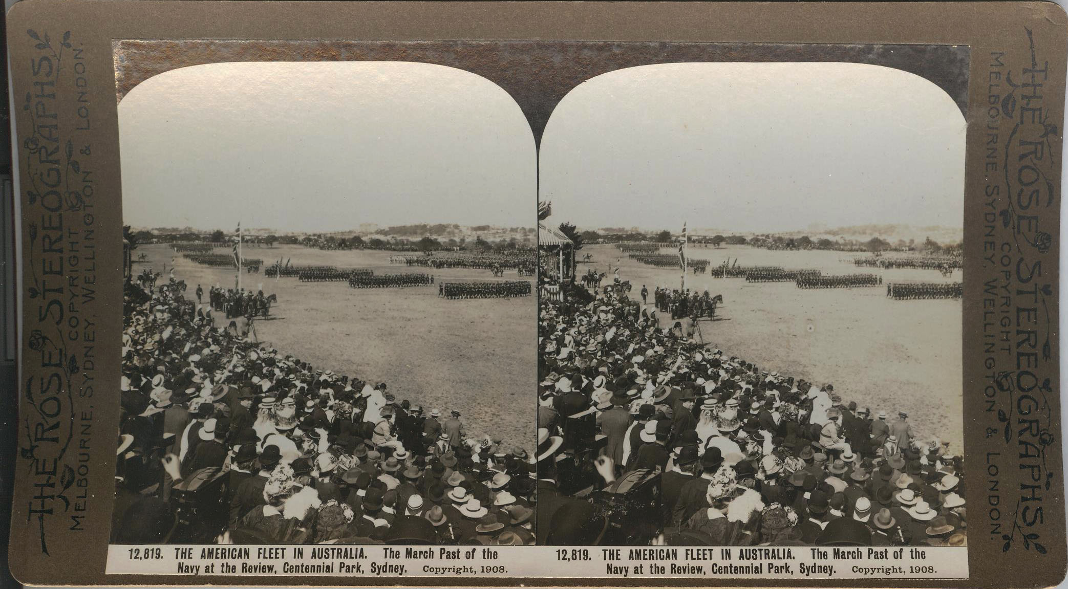 Rose Stereograph 12,819 001