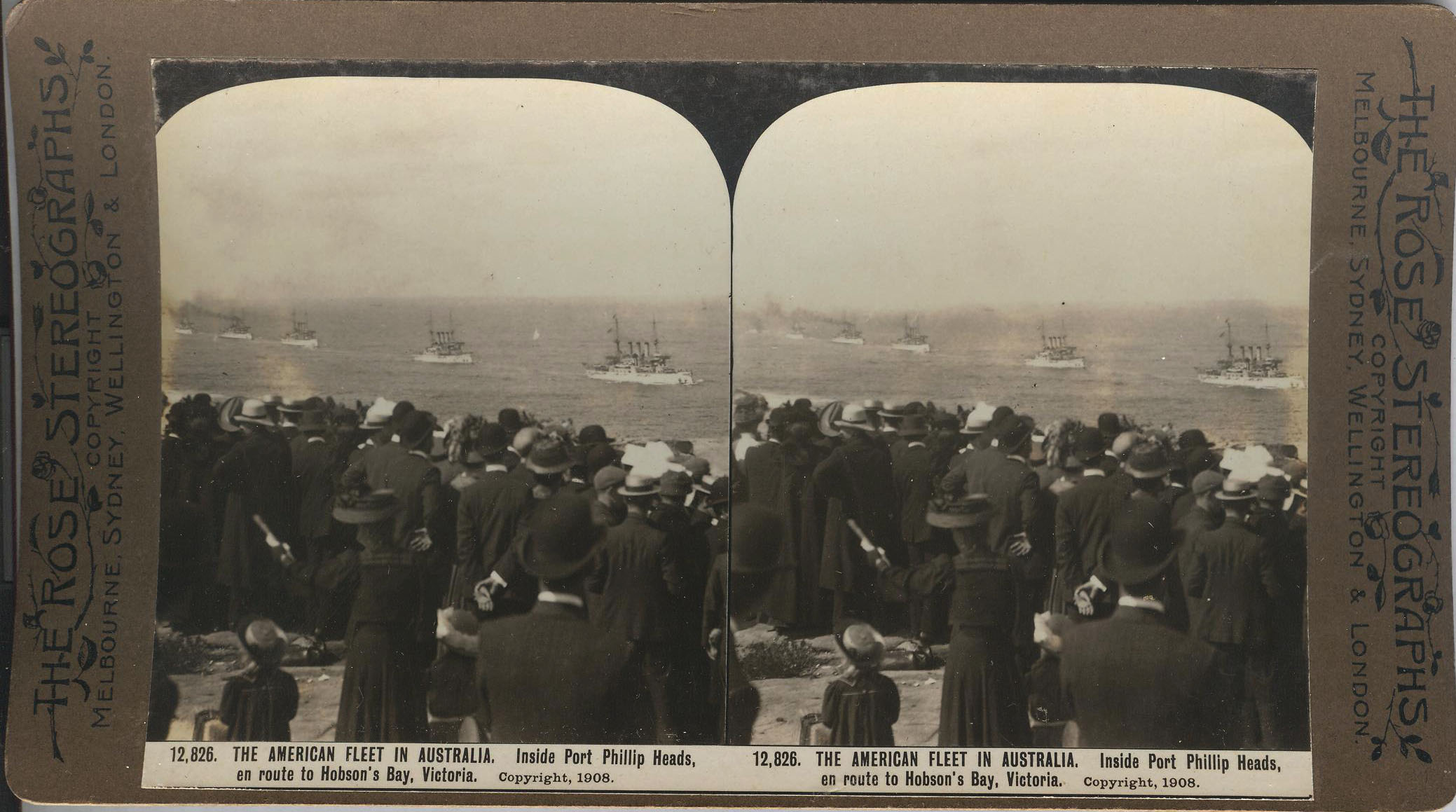 Rose Stereograph 12,826 001