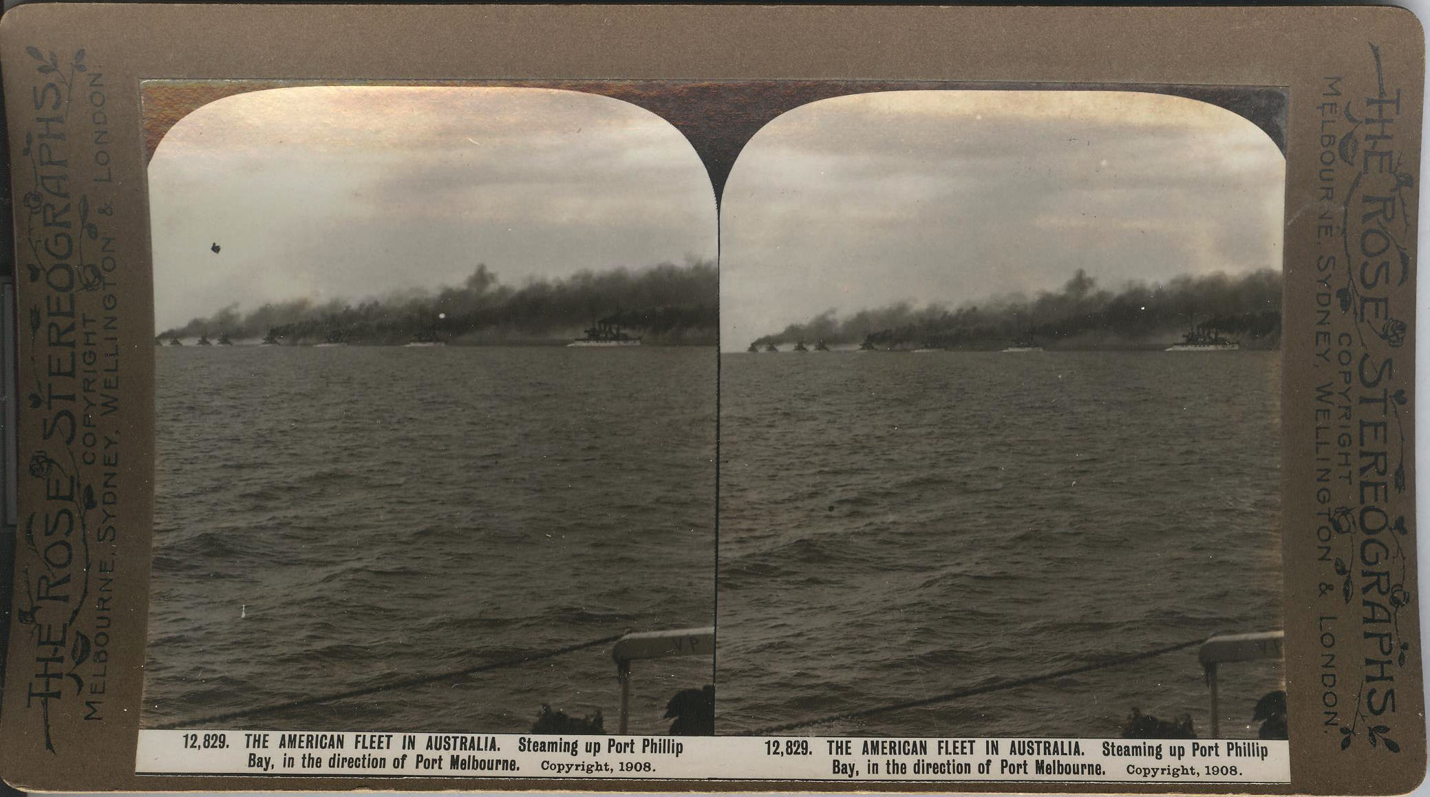 Rose Stereograph 12,829 001