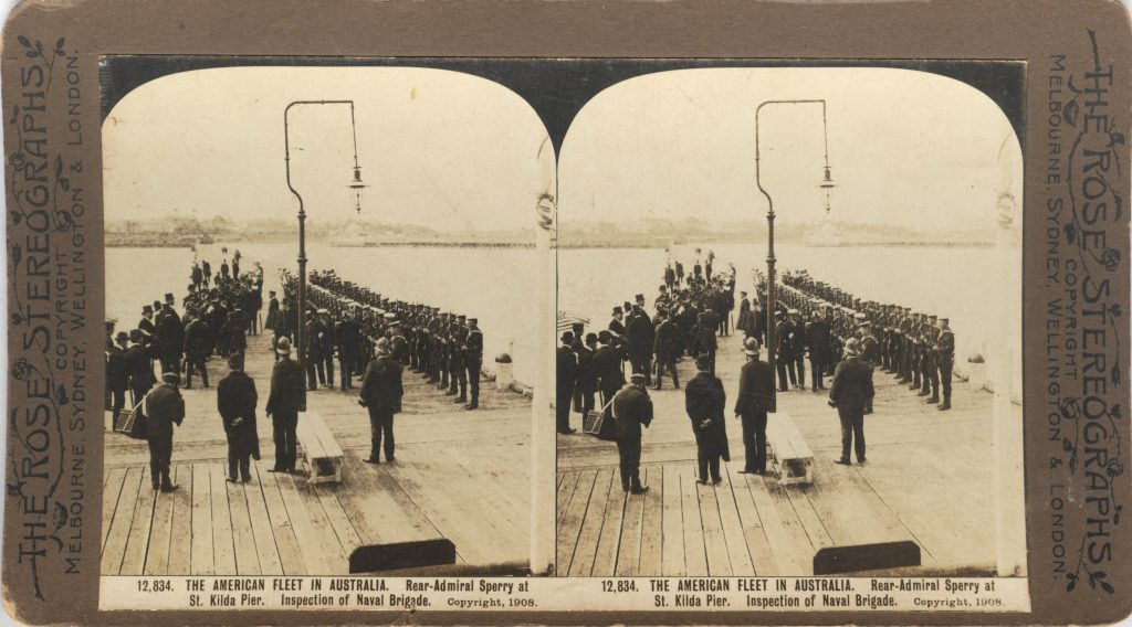 Rose Stereograph 12,834 001