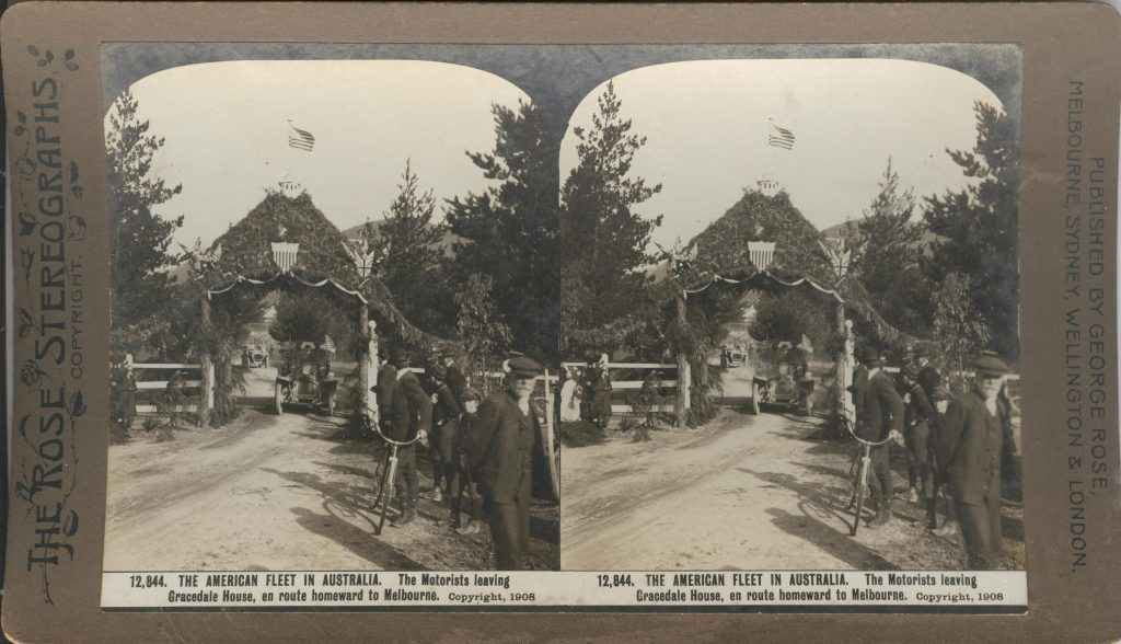 Rose Stereograph 12,844