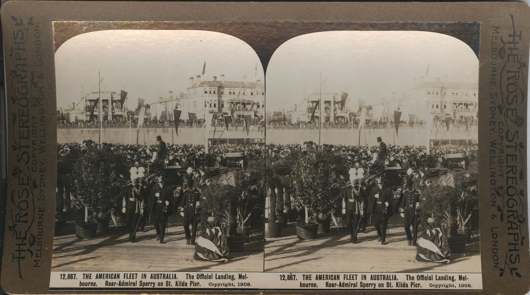 Rose Stereograph 12,867 001