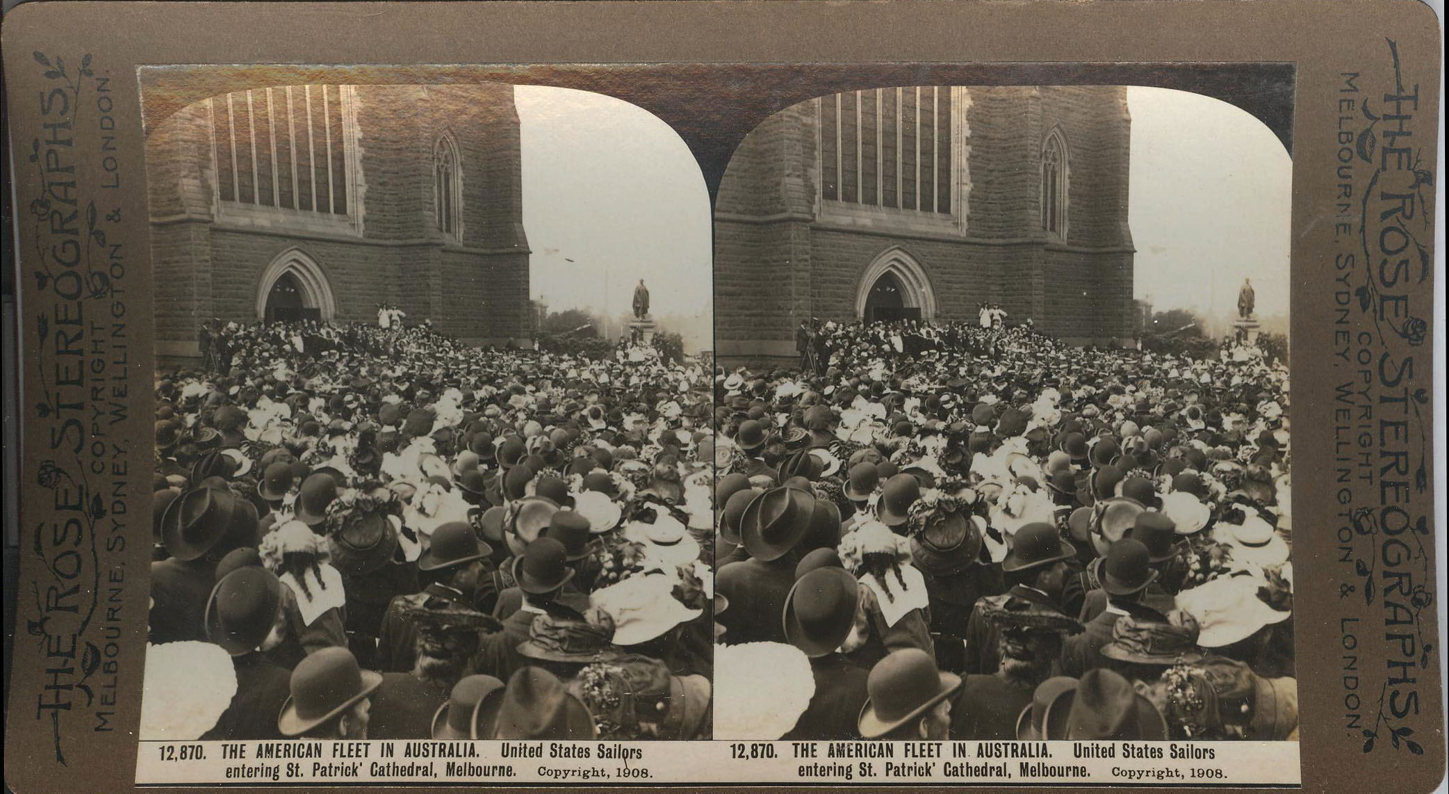 Rose Stereograph 12,870 001