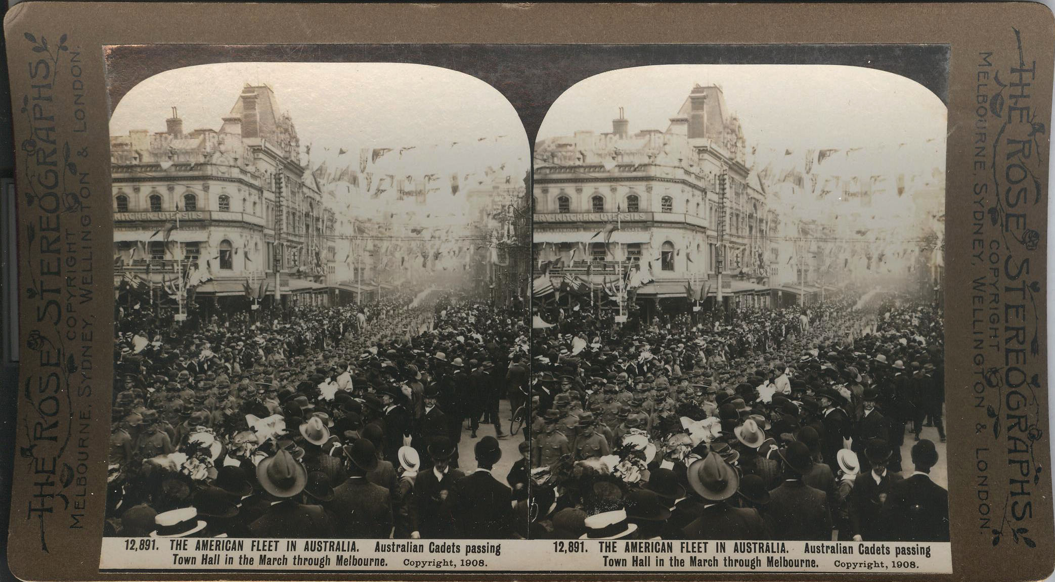 Rose Stereograph 12,891 001