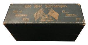 Rose Stereograph Box