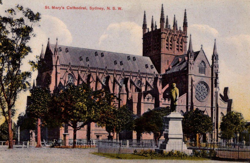 St Marys Cathedral Sydney