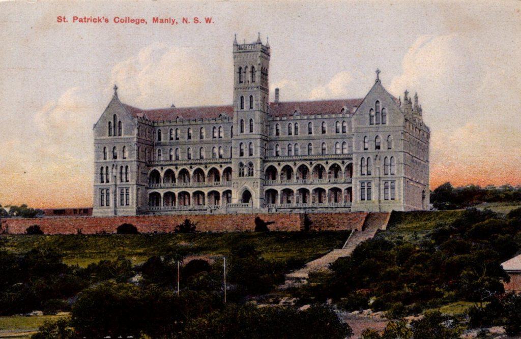 St Patricks College Manly