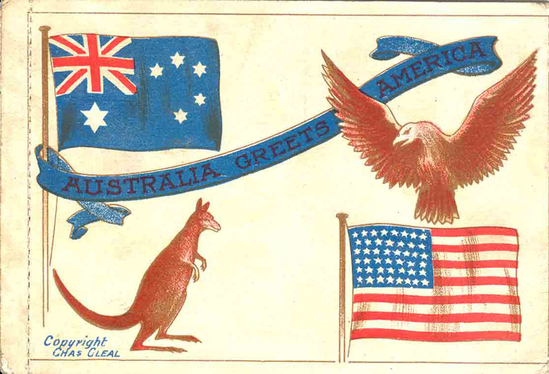 Sydney-Greeting Card