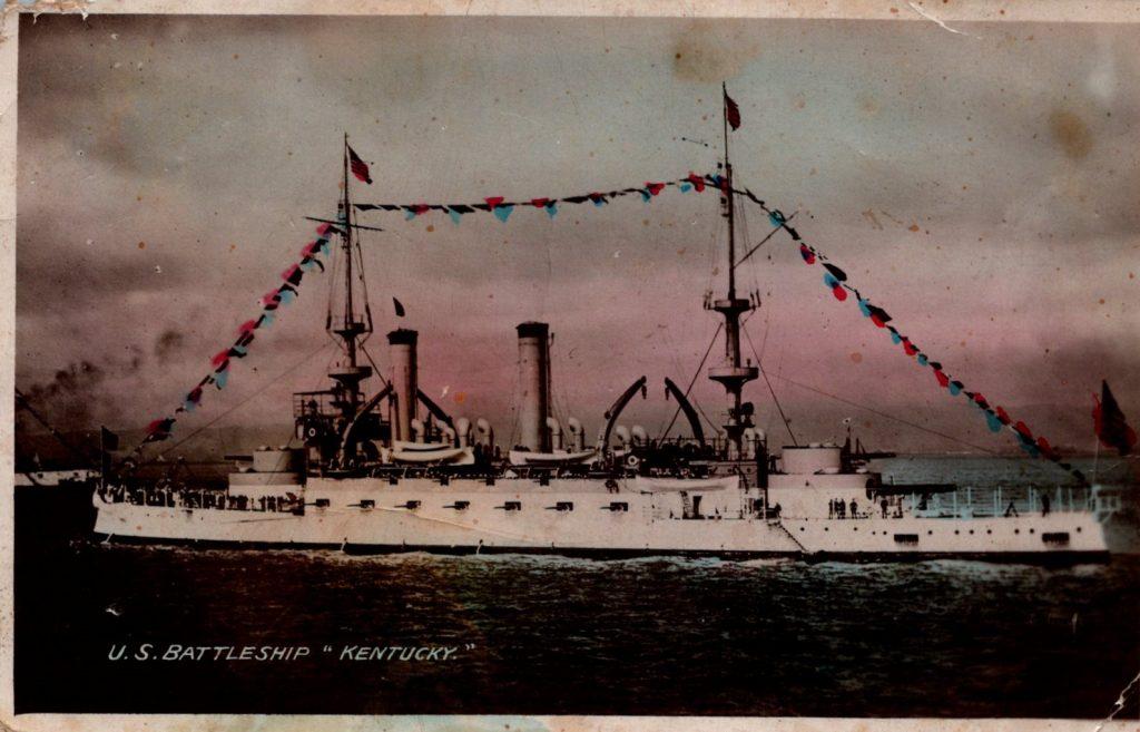 U.S. Battleship Kentucky