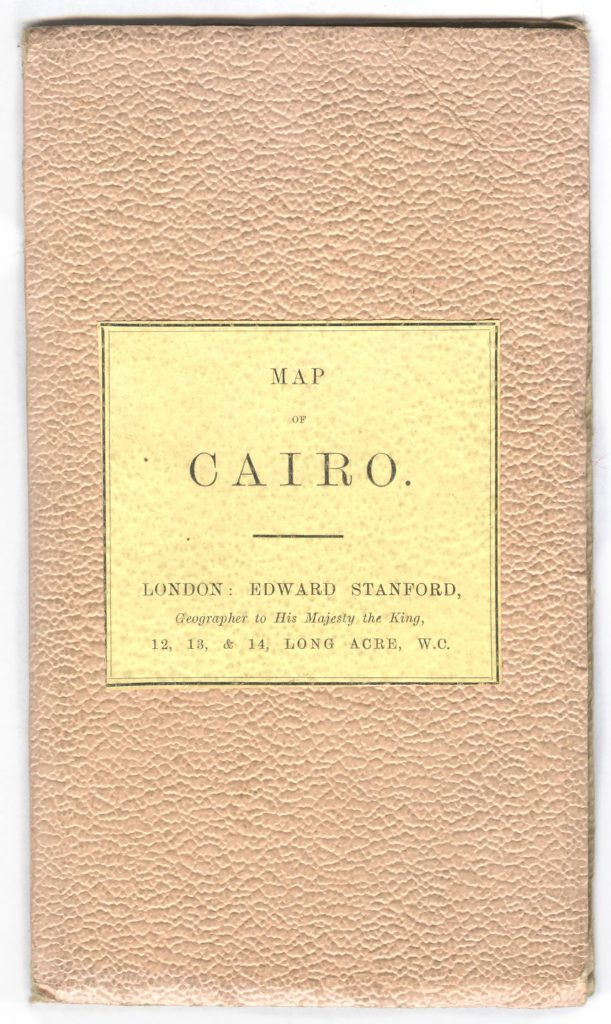 Cairo Map Booklet 001