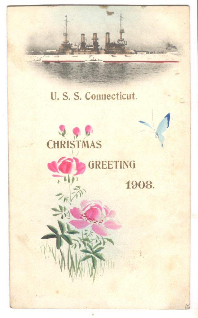 Connecticut Christmas 1908 1 001