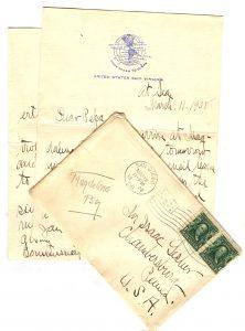 Frank Lesher Letter - Magdelena March 11 1908 001