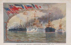 Pride of the Navies