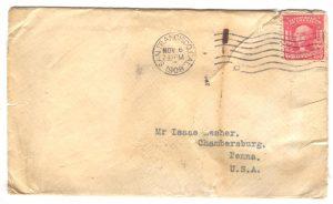Manila Letter Cover 001