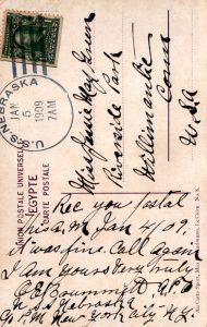 USS Nebraska, January 5, 1909