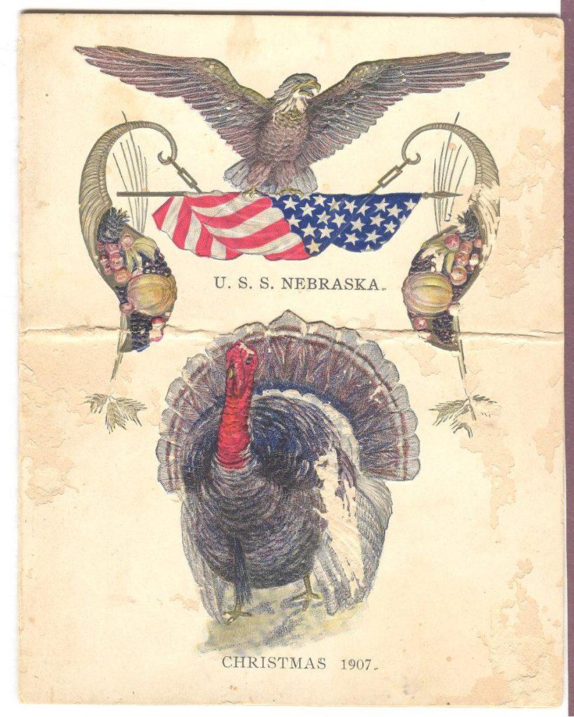 Nebraska Thanksgiving - Front Cover 001