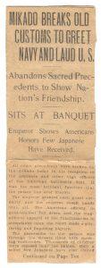 Newspaper article October 20, 1908 001