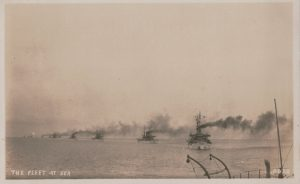 The Fleet at Sea