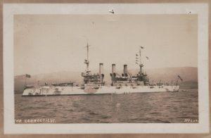 USS Connecticut