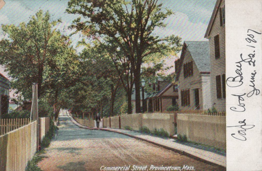 Provincetown, Mass., - Commercial Street