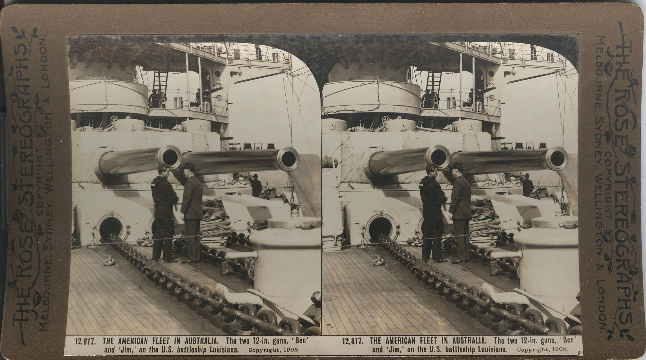 Rose Stereograph 12,817 001