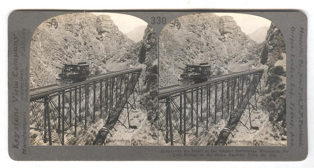 The Oroya Railway - Callao 001